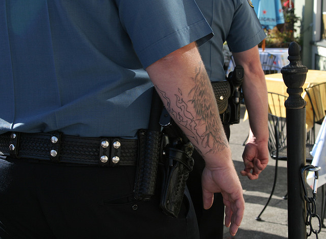 Police Tattoos